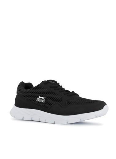 Slazenger Slazenger ADOPT Koşu & Yürüyüş Erkek Ayakkabı  Siyah